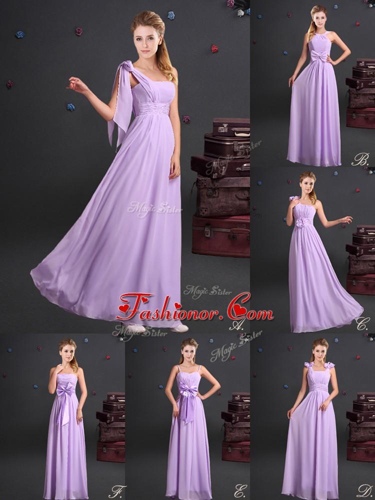 Modest One Shoulder Sleeveless Quinceanera Court Dresses Floor ...