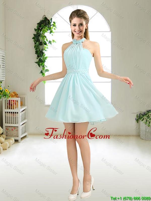 Cheap Halter Top Prom Dresses 77