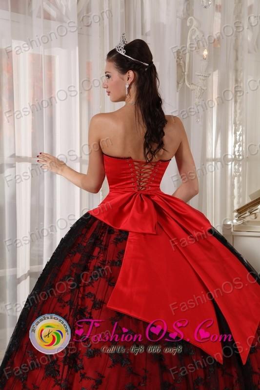 Sweet 16 Ball Gowns Taffeta