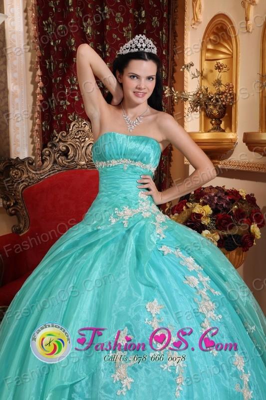 2013 Nuevo Laredo Mexico Wholesale Quinceanera Dress Strapless ...