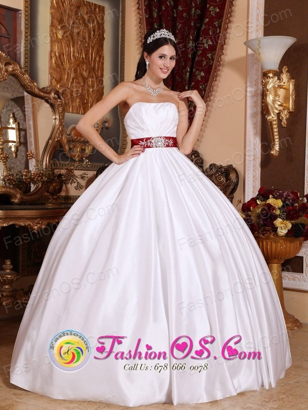 Elegant quinceanera dress for military ball in san rafael costa rica