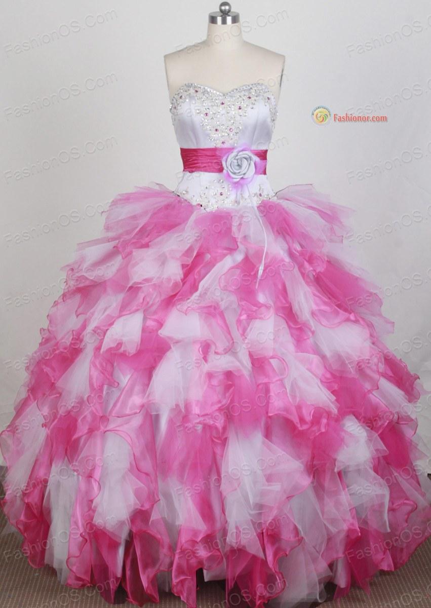 Fuchsia Quinceanera Dresses 2012 2012 Pretty Ball Gown ...