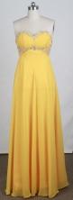 2012 Romantic Empire Sweetheart Neck Floor-Length Prom Dresses Style WlX42688