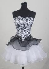Affordable Short Sweetheart Neck Mini-Length Prom Dresses WlX426136