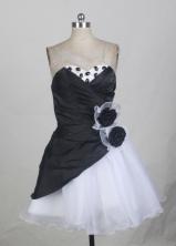 Unique A-line Sweetheart Neck Mini-Length Prom Dresses WlX426120