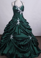 Exclusive Ball gown Sweetheart Floor-length Vintage Quinceanera Dresses TD2429