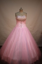 Perfect Ball gown Straps Floor-length Quinceanera Dresses Sequins Style FA-Z-0092