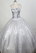 Popular Ball gown Strap Floor-length Quinceanera Dresses Style FA-W-r72