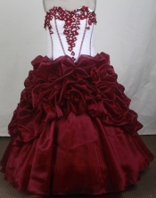 2012 New Ball Gown Sweetheart Floor-Length Quinceanera Dresses Style JP42659