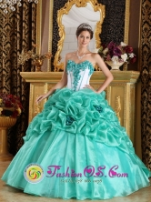 sixteen Dress In 2013 Quinceanera Spring Party Style QDZY236FOR