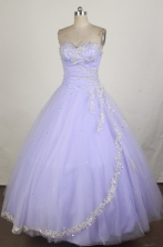 Fashionable Ball Gown Sweetheart Floor-length Quinceanera Dress ZQ12426011