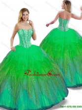 Classical Floor Length Detachable Quinceanera Dresses with Sweetheart SJQDDT187002-3FOR