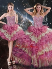 Gorgeous Ball Gown Sweetheart Detachable Sweet 16 Dresses for Fall QDDTA114001FOR