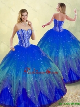 Popular 2016 Sweetheart Detachable Quinceanera Gowns with Beading SJQDDT187002-5FOR