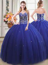 Cheap Sleeveless Beading Lace Up Sweet 16 Dresses