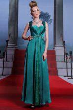 Sweetheart Sleeveless Elastic Woven Satin Homecoming Dress Beading and Lace Zipper