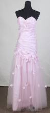 2012 Discount Empire Sweetheart Neck Floor-Length Prom Dresses Style WlX426100