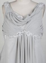 2012 New Empire V- Neck Floor-Length Prom Dresses Style WlX42694