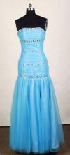 2012 Popular Empire Strapless Mini-Length Prom Dresses Style WlX426121