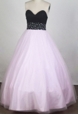 2012 Romantic A-Line Sweetheart Neck Floor-Length Prom Dresses Style WlX42687