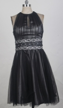 2012 Discount Empire High-Neck Mini-Length Prom Dresses Style WlX426134