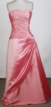 2012 Unique Empire Strapless Floor-Length Prom Dresses Style WlX426117