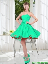 A Line Sweetheart Belt Prom Dresses for Party BMT001B-10FOR