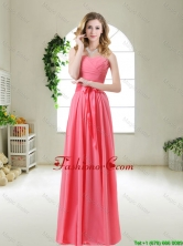 Discount 2016 Prom Dresses with Sashes and Ruching BMT055BFOR