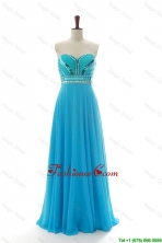 New Style Empire Sweetheart Prom Dresses with Sequins and Beading DBEES053FOR