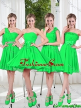 Perfect A Line Short Prom Dress with Ruching BMT001-12FOR