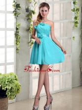 Perfect Ruching and Hand Made Flowers  Prom Dress with Strapless BMT020EFOR