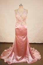 Sexy Column Halter Top Neak Brush Beading Prom Dresses Style FA-C-125