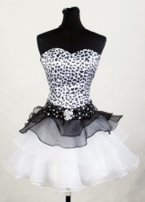 2012 Affordable Short Sweetheart Neck Mini-Length Prom Dresses Style WlX426136