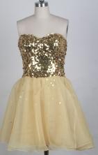 2012 Lovely Empire Sweetheart Neck Mini-Length Prom Dresses Style WlX426113