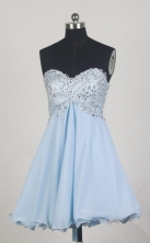2012 Popular A-line Sweetheart Mini-Length Prom Dresses Style WlX426123