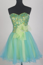 Pretty Short Sweetheart Mini-length Prom Dress LHJ42853