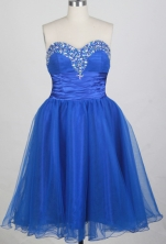 2012 Exquisite Short Sweetheart  Neck Mini-Length Prom Dresses Style WlX426107