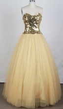 2012 New A-line Strapless Floor-Length Prom Dresses Style WlX426111
