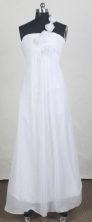 2012 New Empire One Shoulder Neck Floor-Length Prom Dresses Style WlX42698