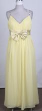 2012 New Empire V-Neck Floor-Length Prom Dresses Style WlX42696