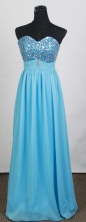 2012 Popular Empire Sweetheart Neck Floor-Length Prom Dresses Style WlX42692