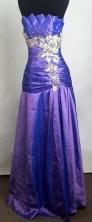 2012 Sweet Column Strapless Floor-Length Prom Dresses Style WlX426133