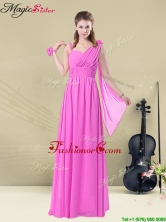 2016 Inexpensive Empire Straps Fashionable Prom Dresses for Spring BMT008-2DFOR