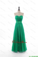 2016 Spring Empire Sweetheart Prom Dresses with Belt DBEES183FOR