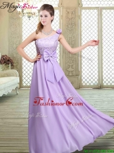 2016 Spring High Neck Lace Lavender Fashionable Prom Dresses BMT066CFOR