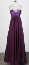 Affordable Empire Sweetheart Floor-length Burgundy Prom Dress LHJ42829