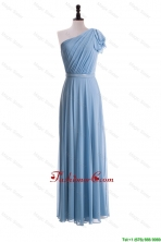 Beautiful Empire One Shoulder Prom Dresses for 2016 DBEES066FOR