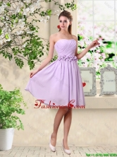 Classical A Line Appliques Prom Dresses in Lavender BMT048FFOR
