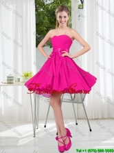 Custom Made Sweetheart Short Prom Dress with Bowknot  BMT001B-1FOR