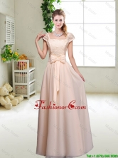 Discount One Shoulder Prom Dresses in Champagne BMT045BFOR